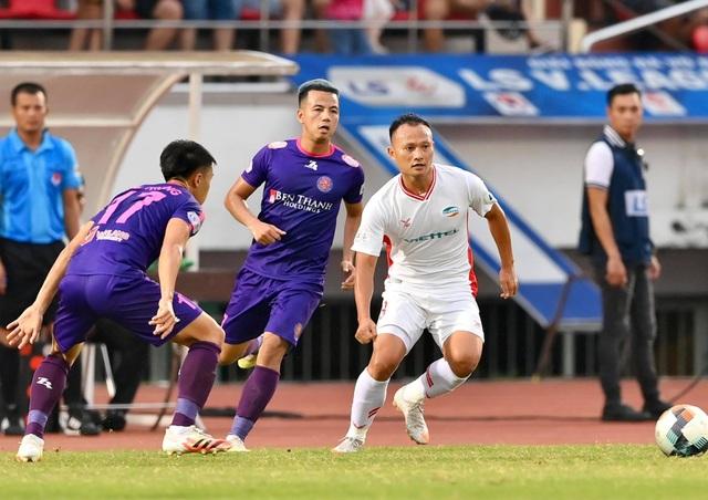 Đánh bại Sài Gòn FC, CLB Viettel vô địch V-League 2020 - 21