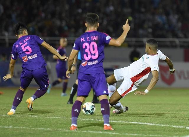 Đánh bại Sài Gòn FC, CLB Viettel vô địch V-League 2020 - 6