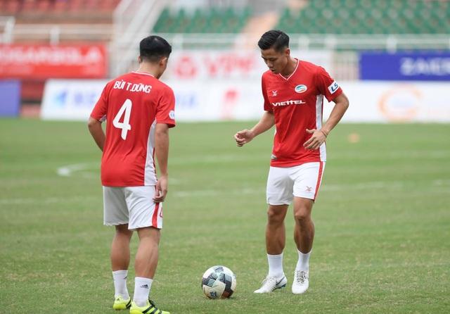 Đánh bại Sài Gòn FC, CLB Viettel vô địch V-League 2020 - 26