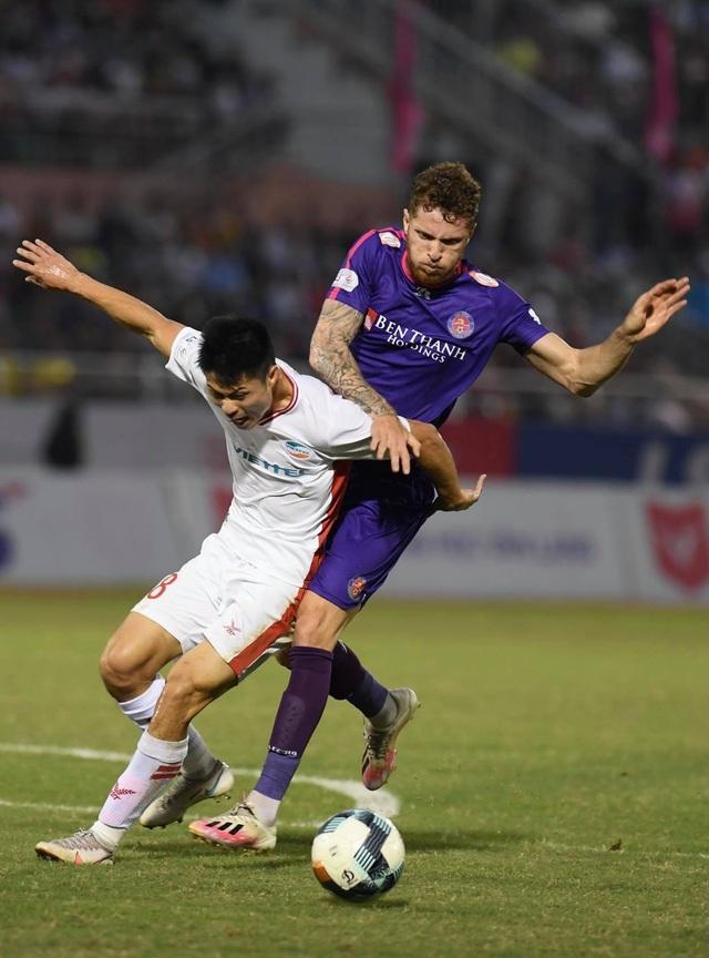 Đánh bại Sài Gòn FC, CLB Viettel vô địch V-League 2020 - 12