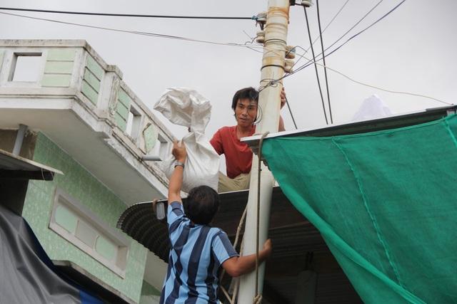 Phú Yên: Yêu cầu người dân không lơ là, chủ quan đối với bão số 12 - 5