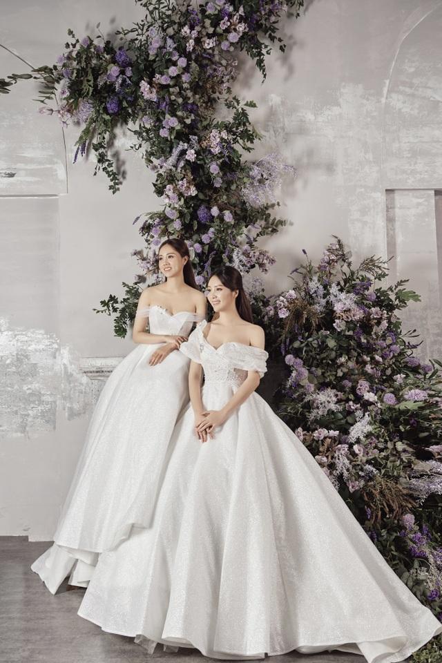 Á hậu Thuỵ Vân hứa chọn váy cưới cho bạn gái NSND Công Lý ngày lên xe hoa - 6
