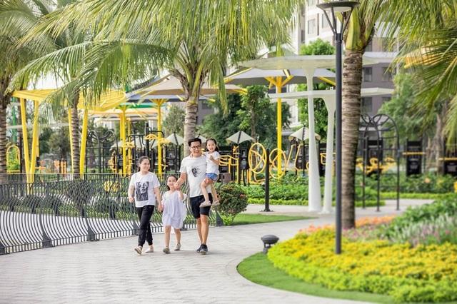Rời 'phố cũ' về 'thành phố mới' phía Đông Hà Nội: Vợ chồng trẻ thảnh thơi tận hưởng cuộc sống - 3