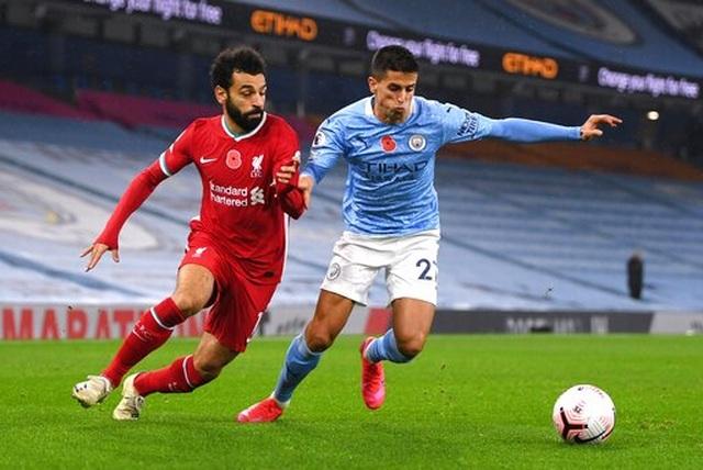 Man City 1-1 Liverpool: De Bruyne đá hỏng phạt đền - 10