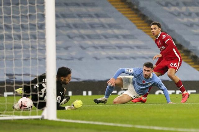 Man City 1-1 Liverpool: De Bruyne đá hỏng phạt đền - 8