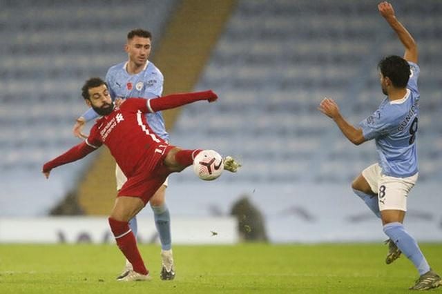 Man City 1-1 Liverpool: De Bruyne đá hỏng phạt đền - 5
