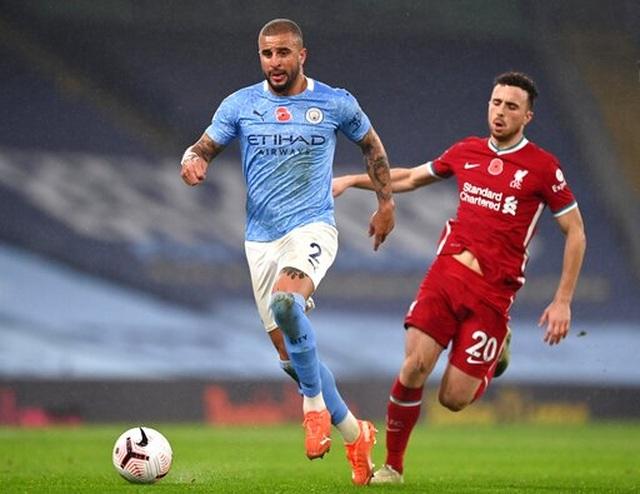 Man City 1-1 Liverpool: De Bruyne đá hỏng phạt đền - 4