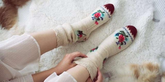 8 lý do khiến bàn chân bị lạnh - 1