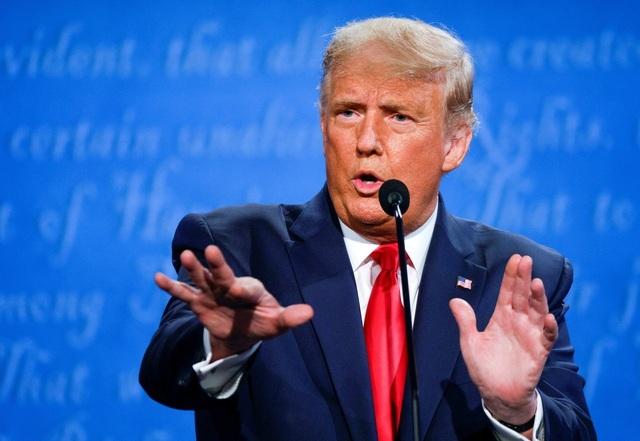 Ông Trump kháng cáo Philadelphia, cáo buộc hàng nghìn phiếu bầu sai sót - 1