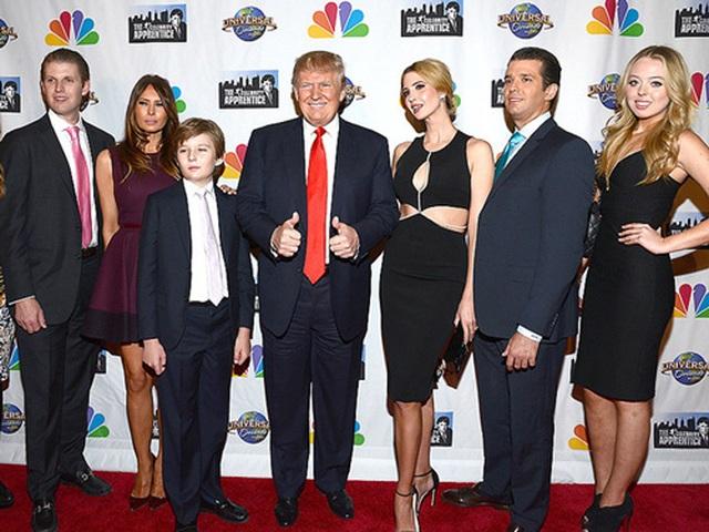 """""""Bí mật"""" giúp các con của ông Trump thành công dù """"ngậm thìa vàng"""" - 6"""