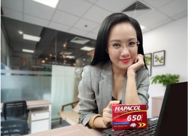 Mẹo giảm nhanh cơn đau đầu, đau cơ của cầu thủ Duy Mạnh, MC Hoài Anh - 1
