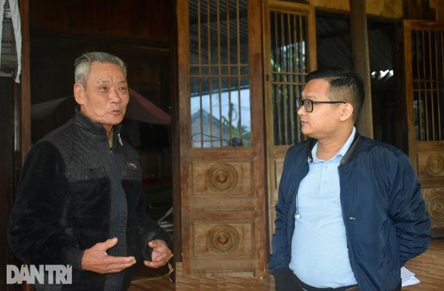 Bạn đọc Dân trí chung tay xây dựng xóm nhà phao vùng rốn lũ Quảng Bình - 7