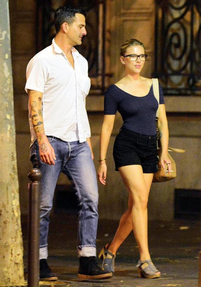 Tình sử lẫy lừng của sao phim Biệt đội siêu anh hùng Scarlett Johansson - 8