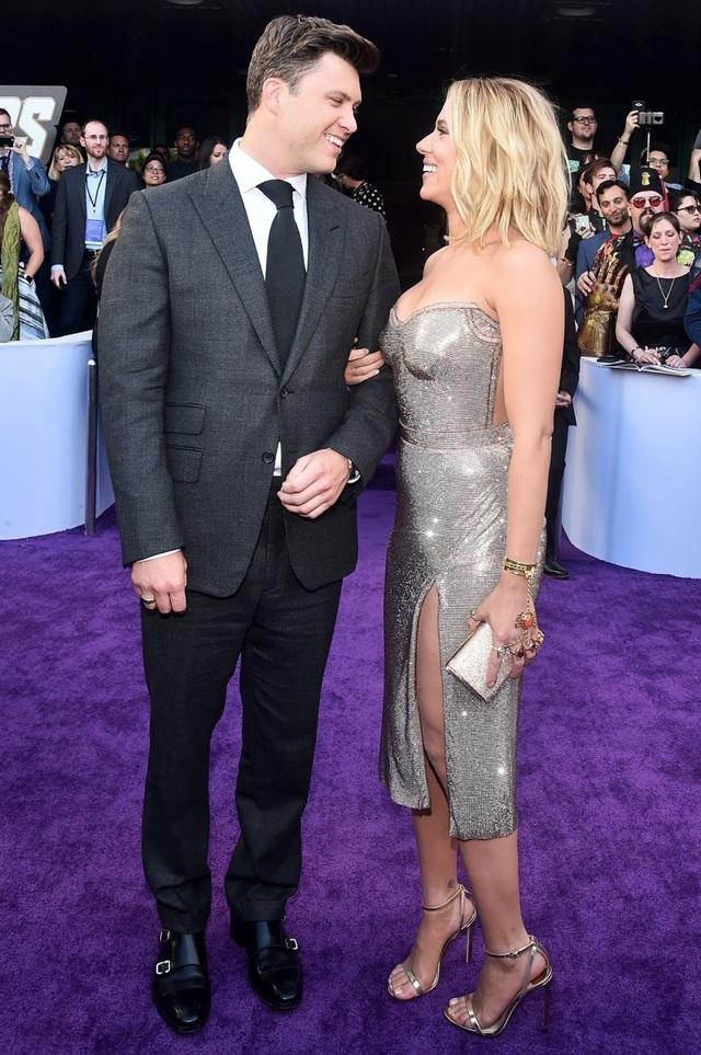 Tình sử lẫy lừng của sao phim Biệt đội siêu anh hùng Scarlett Johansson - 10