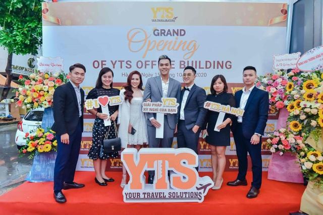YTS khai trương tòa nhà văn phòng tại TP. HCM và Hà Nội - 2