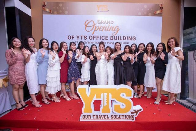 YTS khai trương tòa nhà văn phòng tại TP. HCM và Hà Nội - 3