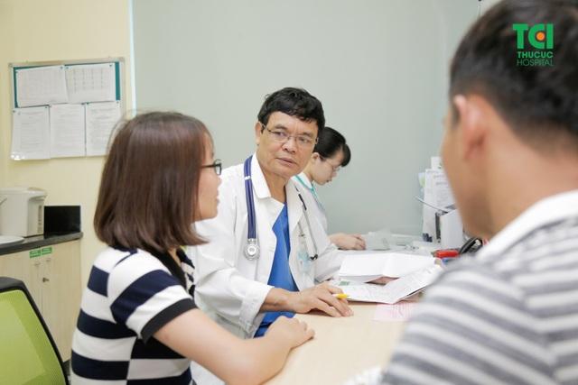 Hội đàm cùng bác sĩ giỏi nhiều chuyên khoa: cơ hội thoát bệnh - 3