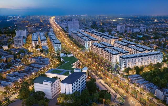 """Ra mắt dự án """"khuấy động"""" thị trường bất động sản phía Tây Hà Nội - 4"""