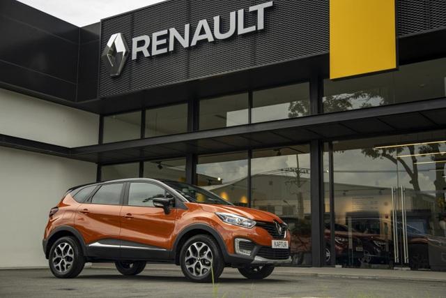 Renault Kaptur và Arkana sẵn sàng chinh phục khách hàng lái thử - 1