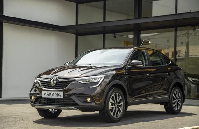 Renault Kaptur và Arkana sẵn sàng chinh phục khách hàng lái thử - 3