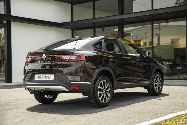 Renault Kaptur và Arkana sẵn sàng chinh phục khách hàng lái thử - 4