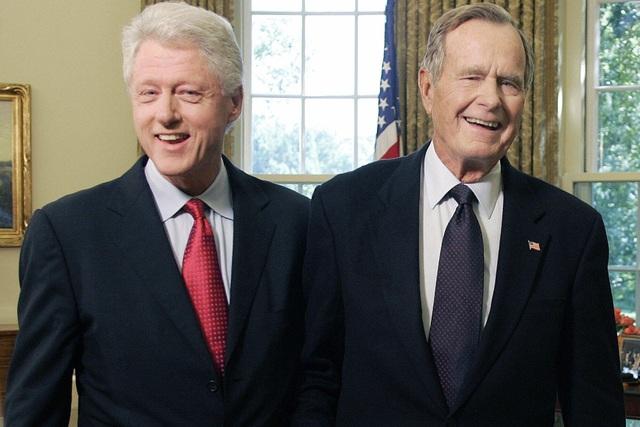 Ông Bush từng gửi tâm thư xúc động cho người kế nhiệm khi rời Nhà Trắng - 1