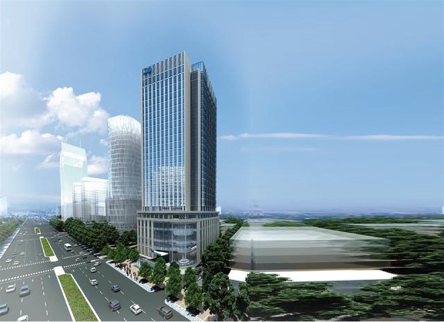 MB Grand Tower - một dự án của MBLand
