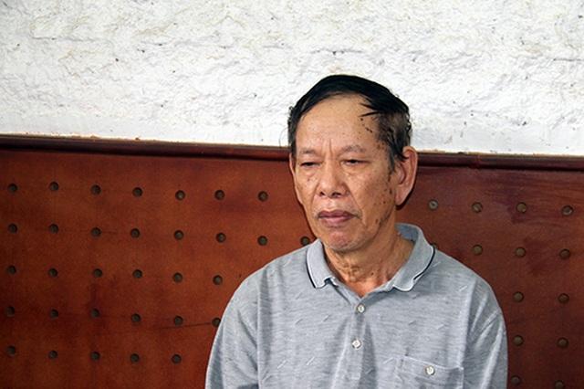 Khởi tố vụ ông lão 72 tuổi xâm hại nữ sinh lớp 7 - 1