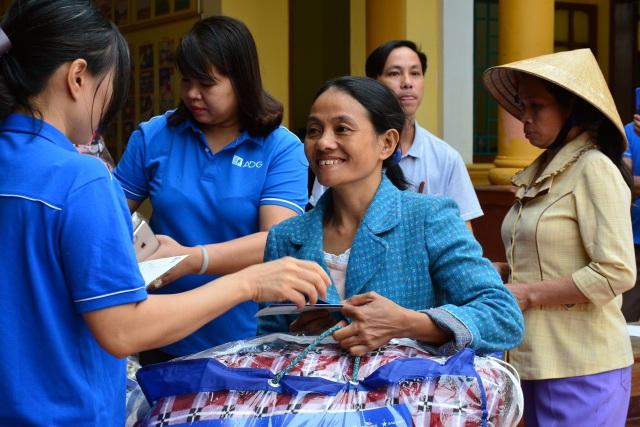 Tập đoàn Austdoor chung tay hỗ trợ cho người dân Quảng Bình - 1