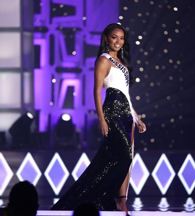 Người đẹp da màu đăng quang hoa hậu Mỹ 2020 - 3