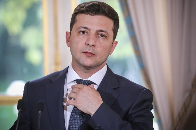 Tổng thống Ukraine và 2 bộ trưởng mắc Covid-19 - 1