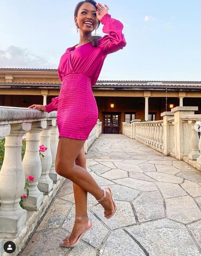 Người đẹp da màu đăng quang hoa hậu Mỹ 2020 - 7