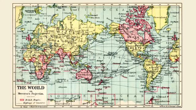 Đế chế nào lớn nhất trên thế giới? - 1