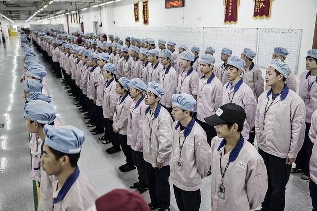 Apple đình chỉ đối tác sản xuất tại Trung Quốc do lạm dụng lao động - 1
