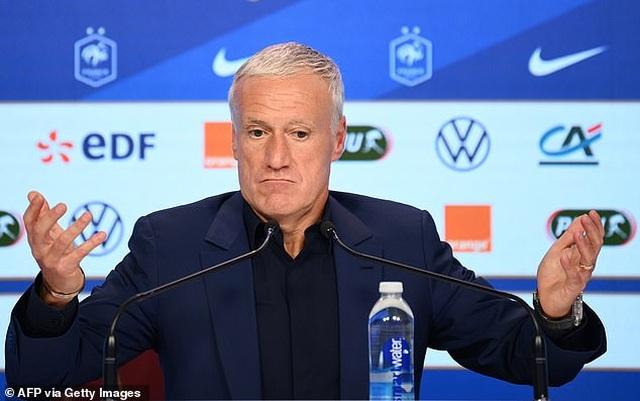 HLV đội tuyển Pháp chỉ trích Man Utd vì hắt hủi Pogba - 1