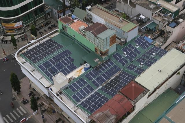 Vai trò của năng lượng tái tạo trong kịch bản tăng trưởng bền vững - 1