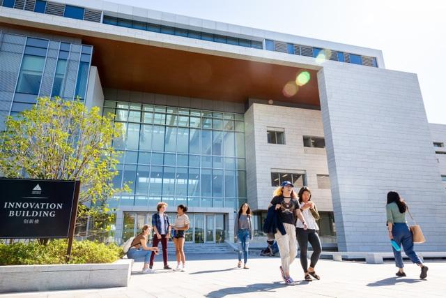 Cơ hội nhận bằng ĐH Top 10 của Mỹ khi học tại ĐH Duke Kunshan, Trung Quốc - 1