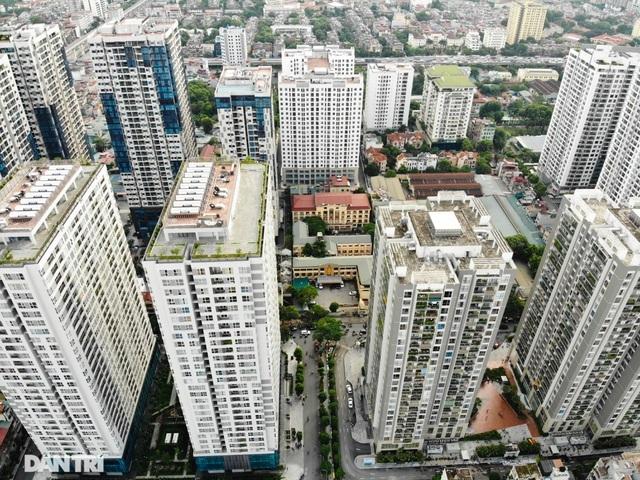 Thị trường nhà ở Hà Nội có xu hướng rời nội đô ra ngoại ô - 1
