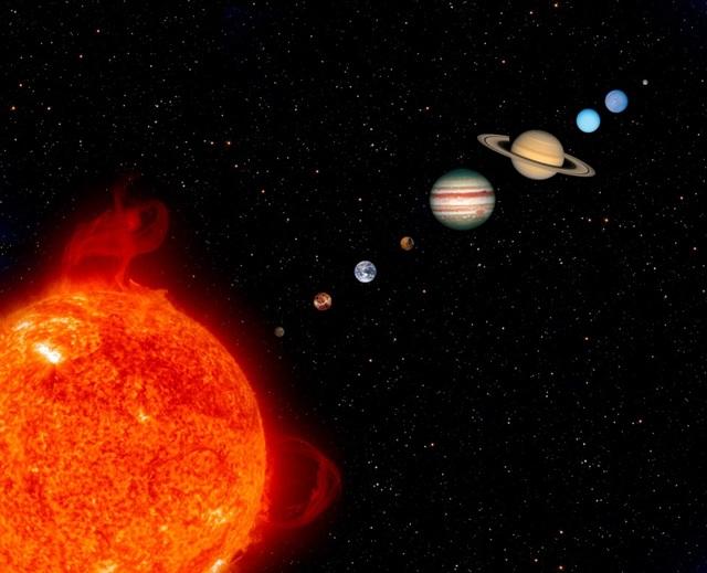 Hệ Mặt Trời có một hành tinh thứ chín chưa từng biết đến - 2