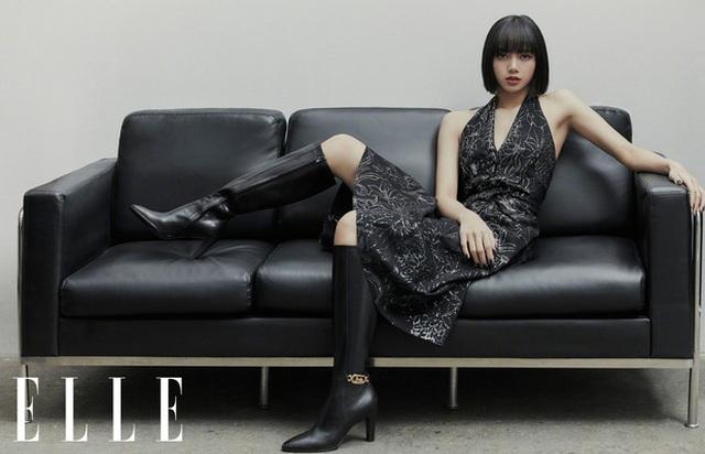 Mỹ nhân sở hữu gương mặt đẹp nhất châu Á Lisa khoe vai trần gợi cảm - 3
