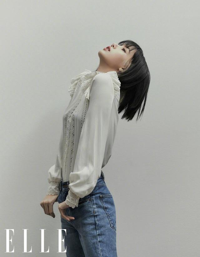Mỹ nhân sở hữu gương mặt đẹp nhất châu Á Lisa khoe vai trần gợi cảm - 8