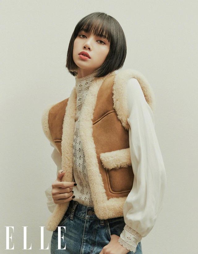 Mỹ nhân sở hữu gương mặt đẹp nhất châu Á Lisa khoe vai trần gợi cảm - 10