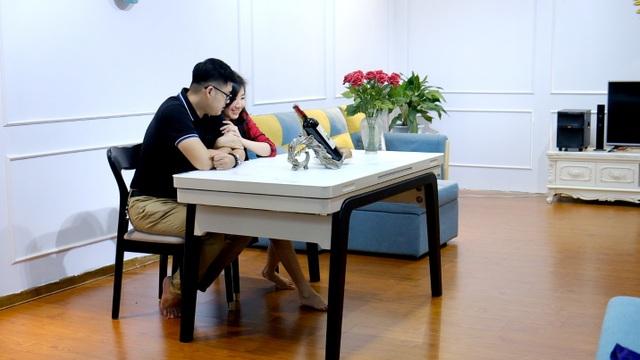Sưởi ấm gia đình Việt với bàn ăn thông minh Luxfuni - 5