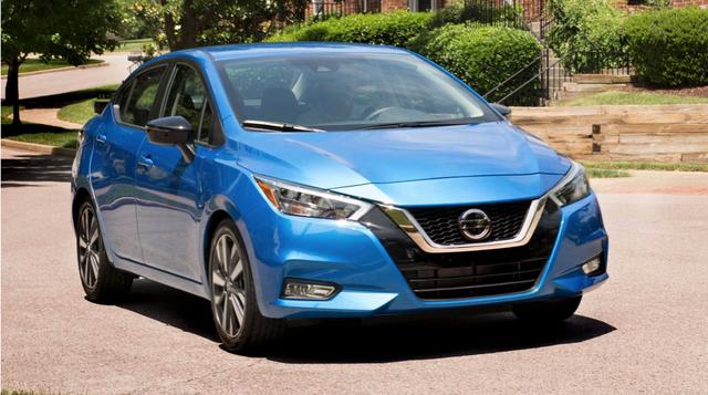 Top 10 mẫu xe mới giá rẻ nhất tại Mỹ - 8