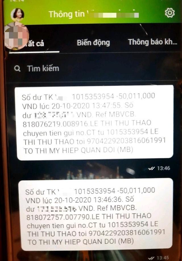 Trao trả 100 triệu đồng cho Goá phụ Rào Trăng 3 bị kẻ xấu chiếm đoạt - 2