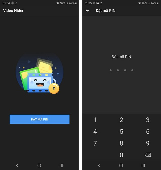 Thủ thuật giúp ẩn giấu những hình ảnh, video riêng tư trên smartphone - 1