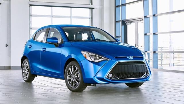 Top 10 mẫu xe mới giá rẻ nhất tại Mỹ - 6