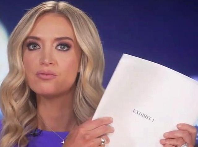 Nhà Trắng giới thiệu tài liệu 234 trang cáo buộc gian lận bầu cử Mỹ - 1