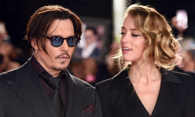 Johnny Depp mất vai diễn vì lùm xùm đánh vợ - 5
