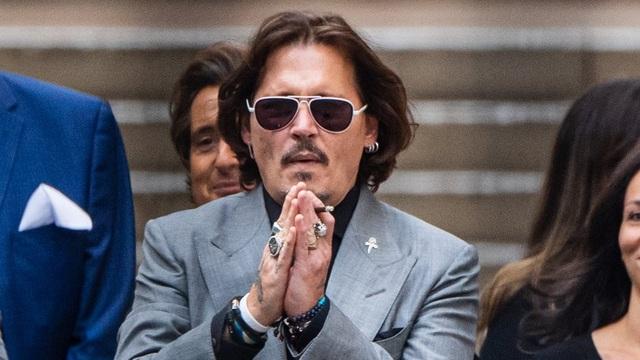 Johnny Depp mất vai diễn vì lùm xùm đánh vợ - 7